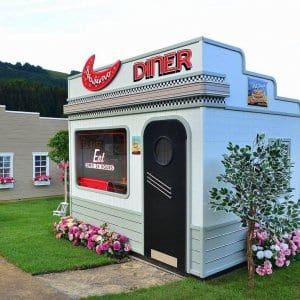 lilliput Diner Playhouse